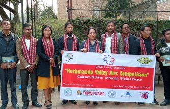 international Art Acts- Nepal