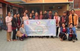 challenge for change - Nepal