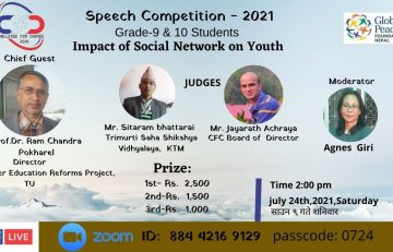 ''Impact of Social Network on Youth''